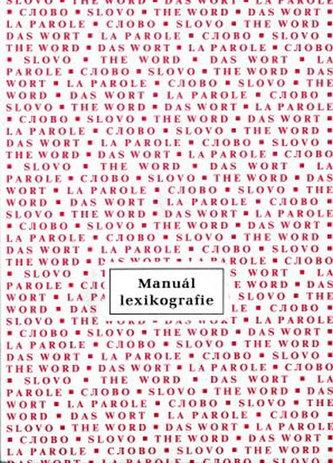 Manuál lexikografie