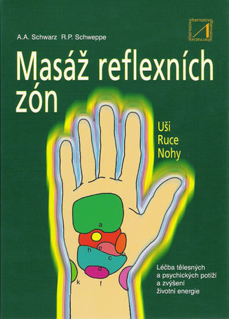 Masáž reflexních zón - Schwarz Aljoscha A.