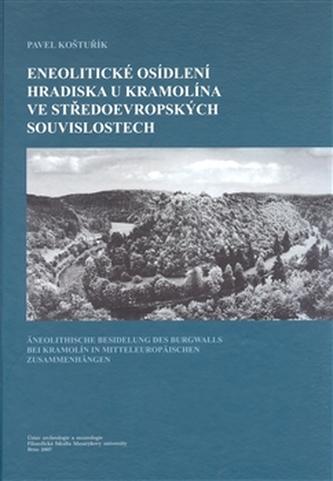 Eneolitické osídlení hradiska u Kramolína