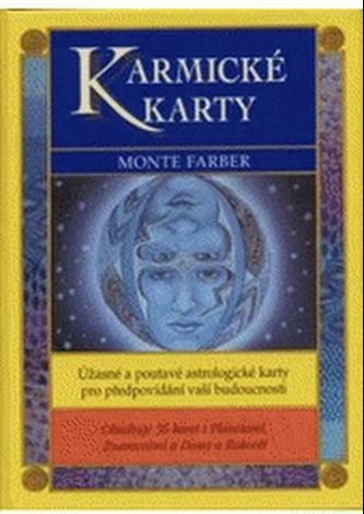 Karmicke Karty Kniha Monte Farber Megaknihy Cz
