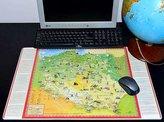 Polska podkładka na biurko i pod mysz dla dzieci ArtGlob