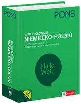 Wielki słowniki niemiecko-polski
