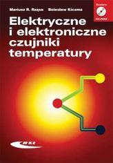 Elektryczne i elektroniczne czujniki temperatury + CD-ROM