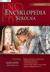 Encyklopedia szkolna Język polski