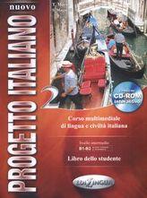 Nuovo Progetto Italiano 2 Libro dello studente + DVD