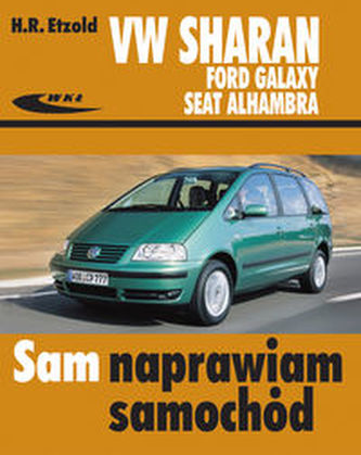 Volkswagen Sharan Ford Galaxy Seat Alhambra - Hans-Rüdiger Etzold