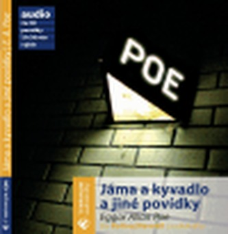 CD-Jáma a kyvadlo a jiné povídky (2 x CD audio)