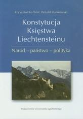 Konstytucja Księstwa Liechtensteinu