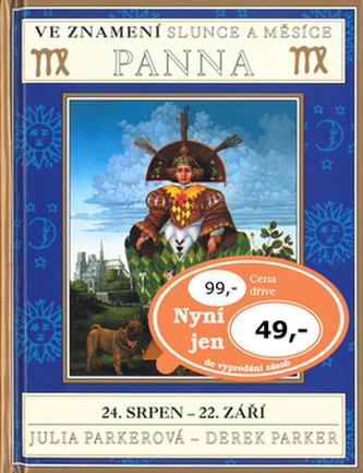 Ve znamení slunce a měsíce PANNA   24. srpen - 22. září