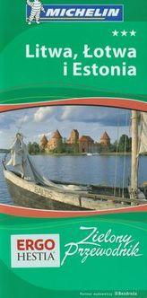 Litwa Łotwa i Estonia Zielony Przewodnik