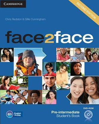 Face2face Pre-intermediate Student´s Book with DVD-ROM - Clark, Rachel; Cerda, Belinda; Redston, Chris