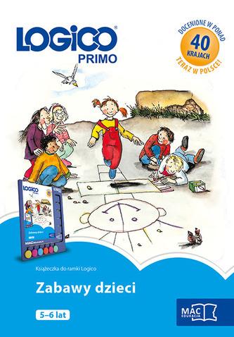 Logico Primo Zabawy dzieci