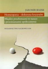 Homeopatia doktryna kryzysów