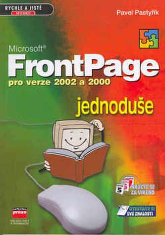 Microsoft FrontPage pro verze 2002 a 2000 jednoduše