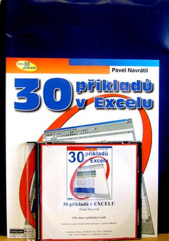 30 příkladů v Excelu + CD