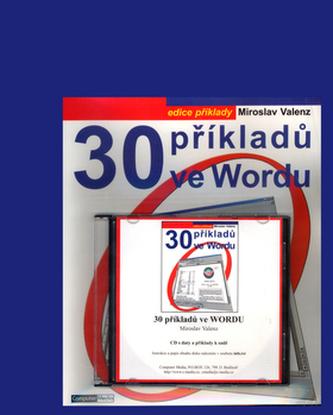 30 příkladů ve Wordu + CD