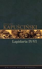 Lapidaria  IV-VI Tom 7