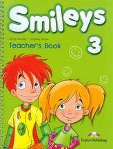 Smileys 3 Teacher's Book + plakaty