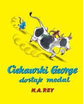 Ciekawski George dostaje medal