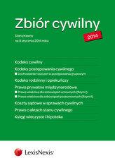 Zbiór cywilny 2014-K.C., K.P.C., K.R.O., P.P.M., K.S.C., A.S.C., K.W.H.