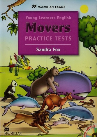 Young Learners English Movers Practice tests + CD - Fox Sandra