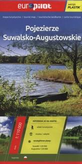 Pojezierze Suwalsko-Augustowskie mapa turystyczna 1:110 000