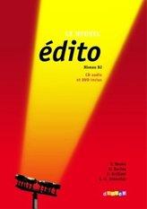Edito niveau B2 + CD i DVD