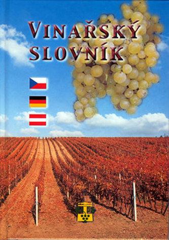 Vinařský slovník + CD