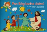 Pan Bóg kocha dzieci Czterolatki Podręcznik