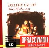 Dziady cz.3 Adam Mickiewicz