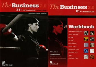The Business 2.0 B1 Intermediate Student - John Allison