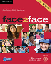 Face2Face Elementary Student´s Book with DVD-ROM