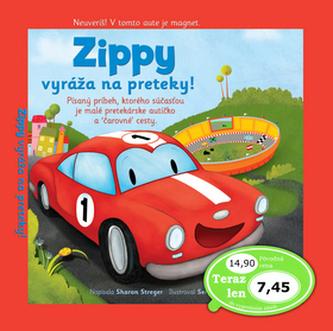 Zippy vyráža na preteky!
