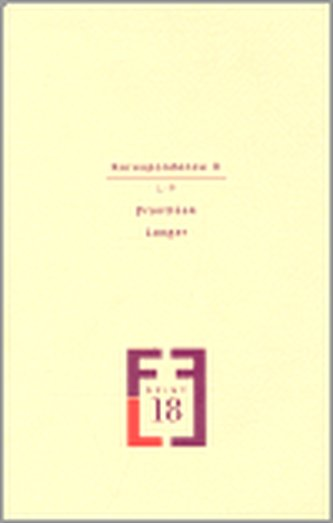 Korespondence II. - František Langer
