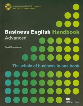 Business English Handbook Advanced - Emmerson Paul
