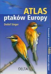 Atlas ptaków Europy