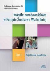 Kwestie narodowościowe w Europie Środkowo-Wschodniej
