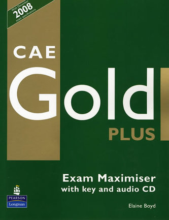 CAE Gold PLus Maximiser and CD with key Pack - Boyd Elaine