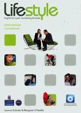 Lifestyle Intermediate Coursebook z płytą CD