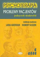 Psychoterapia Problemy pacjentów