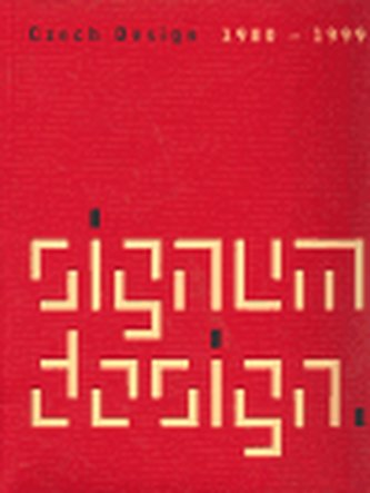 Czech design 1980 - 1999