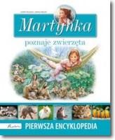 Martynka poznaje zwierzęta