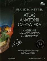 Atlas anatomii człowieka Angielskie mianownictwo anatomiczne