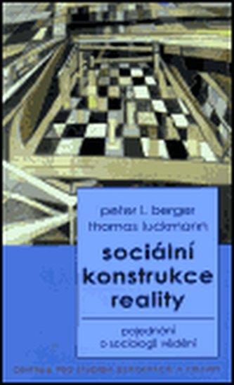 Sociální konstrukce reality