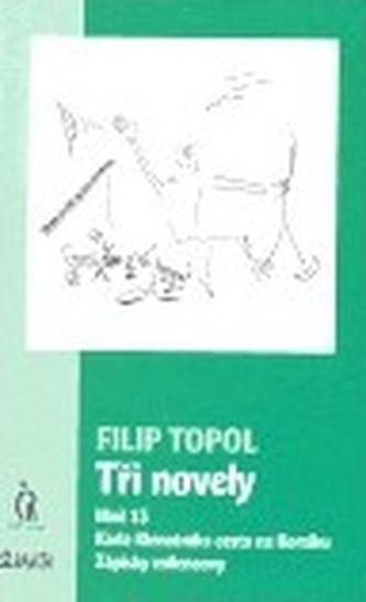 Tři novely /zelená/. Mně 13, Karla Klenotníka cesta na Korsiku, Zápisky milencovi