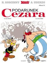 Asterix Podarunek Cezara Tom 21
