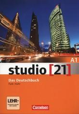 Studio 21 A1 Das Deutschbuch + DVD
