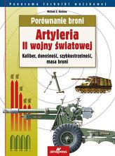 Porównanie broni Artyleria II wojny światowej