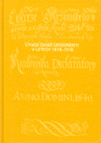 Vývoj české ústavnosti v letech 1618-1918