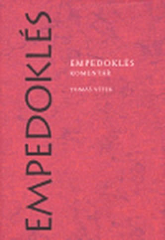 Empedoklés III - Komentář